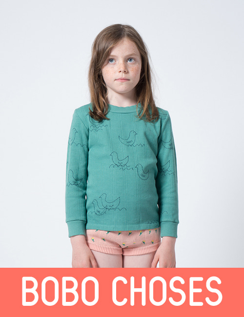 Green Long Sleeve T-Shirt [last 10-11Y]