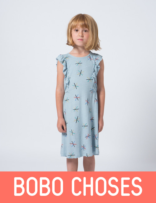 Dandelion Dress  [2-3Y, 4-5Y, 6-7Y, 8-9Y, 10-11Y]